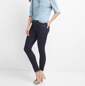 Gap --Mid Rise True Skinny Jeans  Wimens size 21